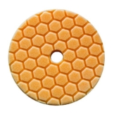 Chemical Guys Hex Logic Quantum Polierpad 5,5 inch (140mm) ORANGE - Medium Cutting Schleifpad -