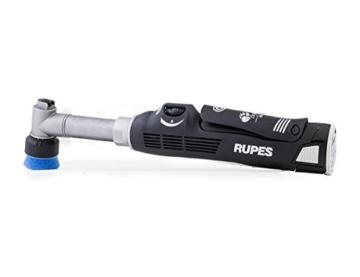 RUPES iBrid Nano BIGFOOT Mini Poliermaschine Polierer Deluxe Long Neck Kit HR 81 ML / DLX -