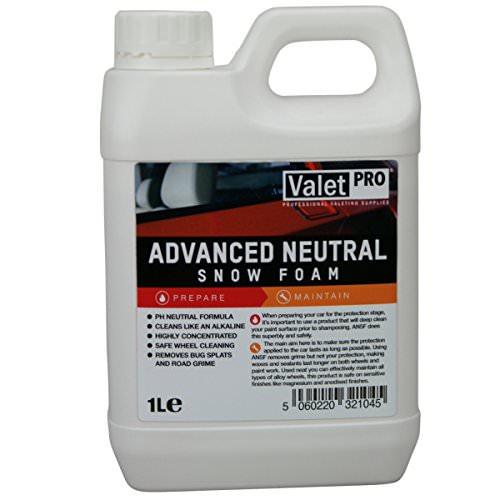 ValetPRO - Advanced Neutral Snow Foam - 1L -