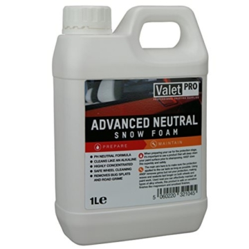 ValetPRO - Advanced Neutral Snow Foam - 1L -