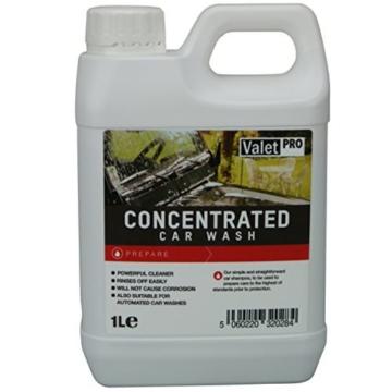 ValetPro Concentrated Car Shampoo 1 Liter -