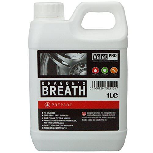 ValetPRO - Dragon's Breath - Flugrostentferner - 1L -