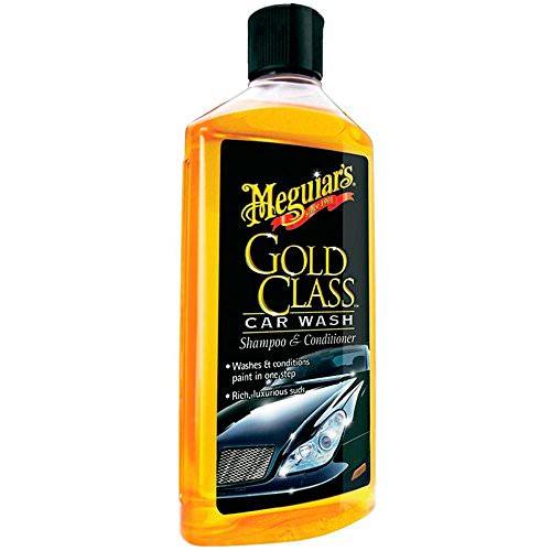 Meguiars Gold Class Shampoo Autoshampoo, 473ml -