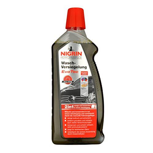 NIGRIN 73876 Performance Wasch - Versiegelung, 1 L -