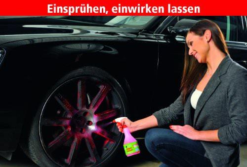 P21S Felgen-Reiniger POWER GEL, 750 ml (#1253) -