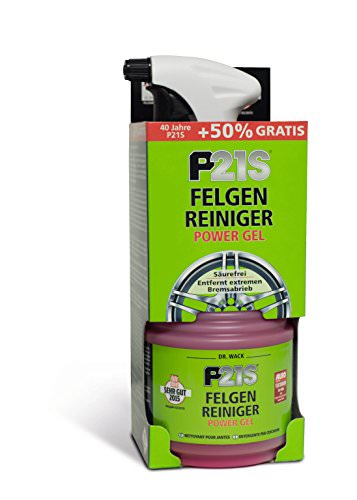 P21S Felgen-Reiniger POWER GEL, 750 ml (#1253) -