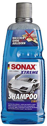 SONAX 215300 XTREME Shampoo 2 in 1, 1l -