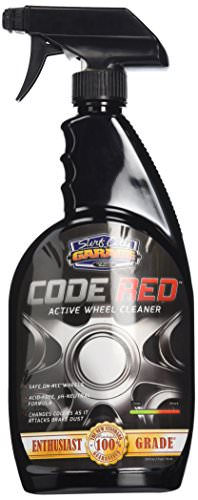 Surf City Garage 110 Code Red Active Wheel Cleaner, 24 fl. oz. by Surf City Garage -