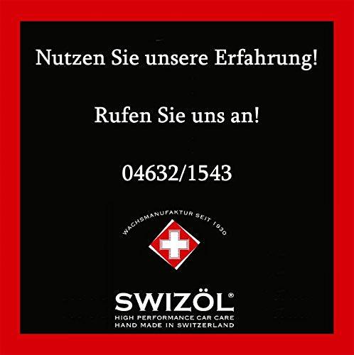 SWIZÖL Wheel Felgenreiniger-Konzentrat, Felgenreiniger 250 ml -