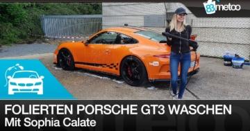 Porsche 911 GT3 Sophia Calate