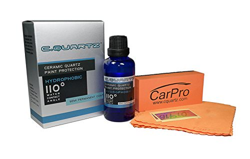 CarPro cquartz Keramik Quarz Lack Schutz 30ml von CarPro -