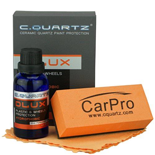 Carpro DLux Plastic Wheel Protection -