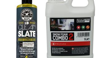 Chemical Guys Clean Slate Alternative ValetPro Combo 2