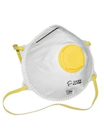 10x Atemschutz Staubschutzmaske Maske mit Ventil FFP1 -