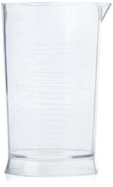 Efalock Messbecher 100 ml, 1er Pack (1 x 1 Stück -
