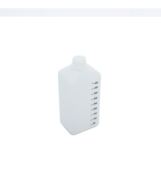 waschhelden vierkantflasche mit skala 05l. Black Bedroom Furniture Sets. Home Design Ideas