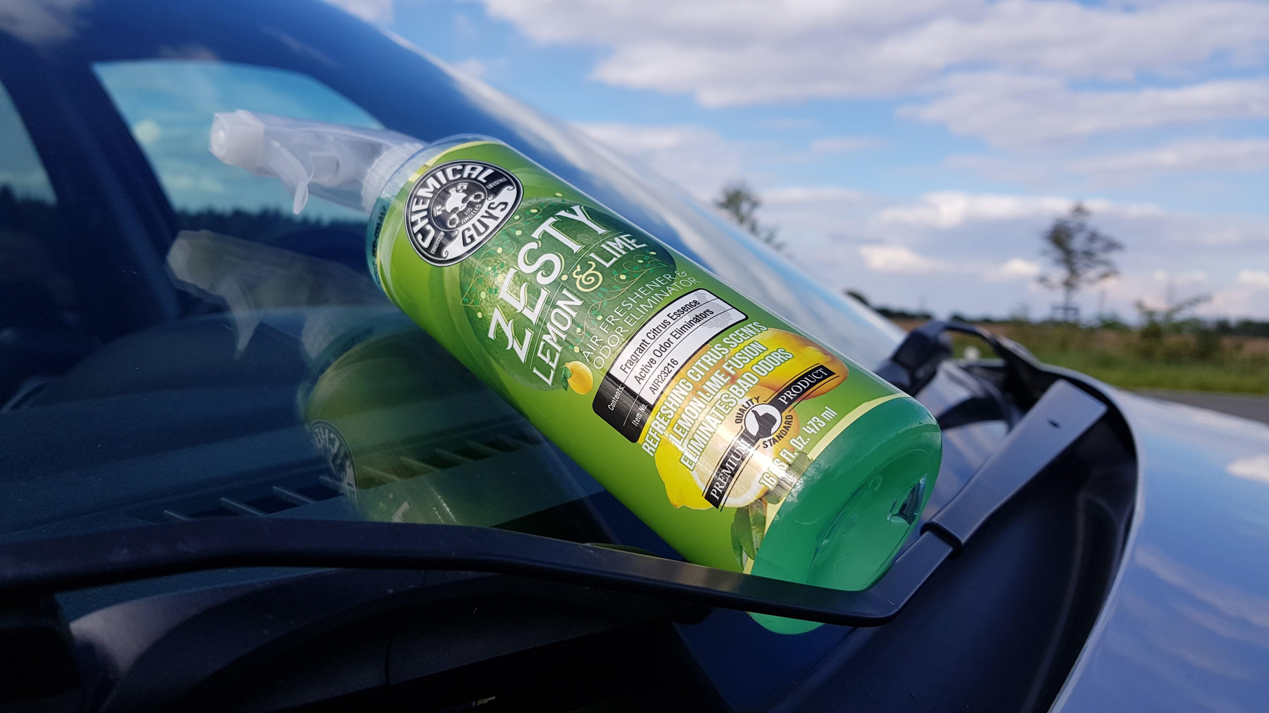 Chemical Guys Zesty Lemon & Lime Scent