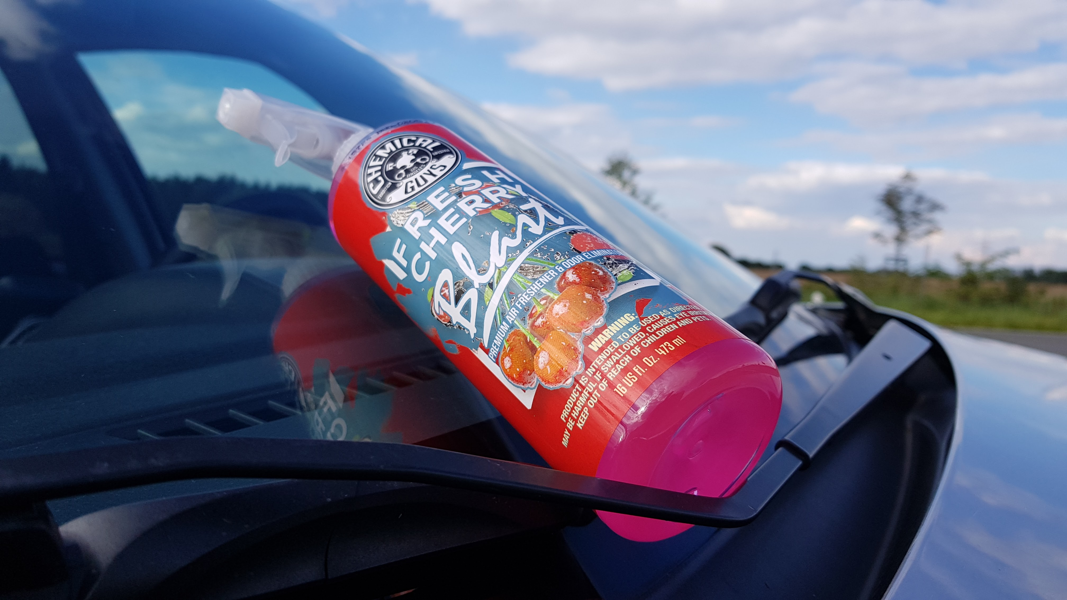 Chemical Guys Fresh Cherry Blast Scent