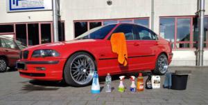 Autopflege-Set-E46