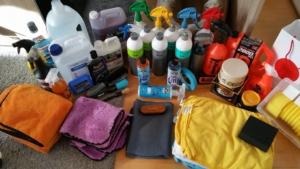 Autopflege Set Empfehlung