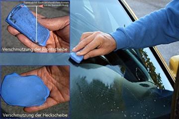 Reinigungsknete-Gleitmittel Set, zur schonenden Lackreinigung, Petzoldts - 6