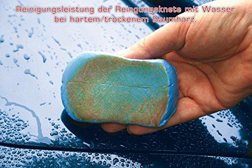 Reinigungsknete-Gleitmittel Set, zur schonenden Lackreinigung, Petzoldts - 7