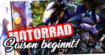 Motorrad Saison Frühjahrscheck