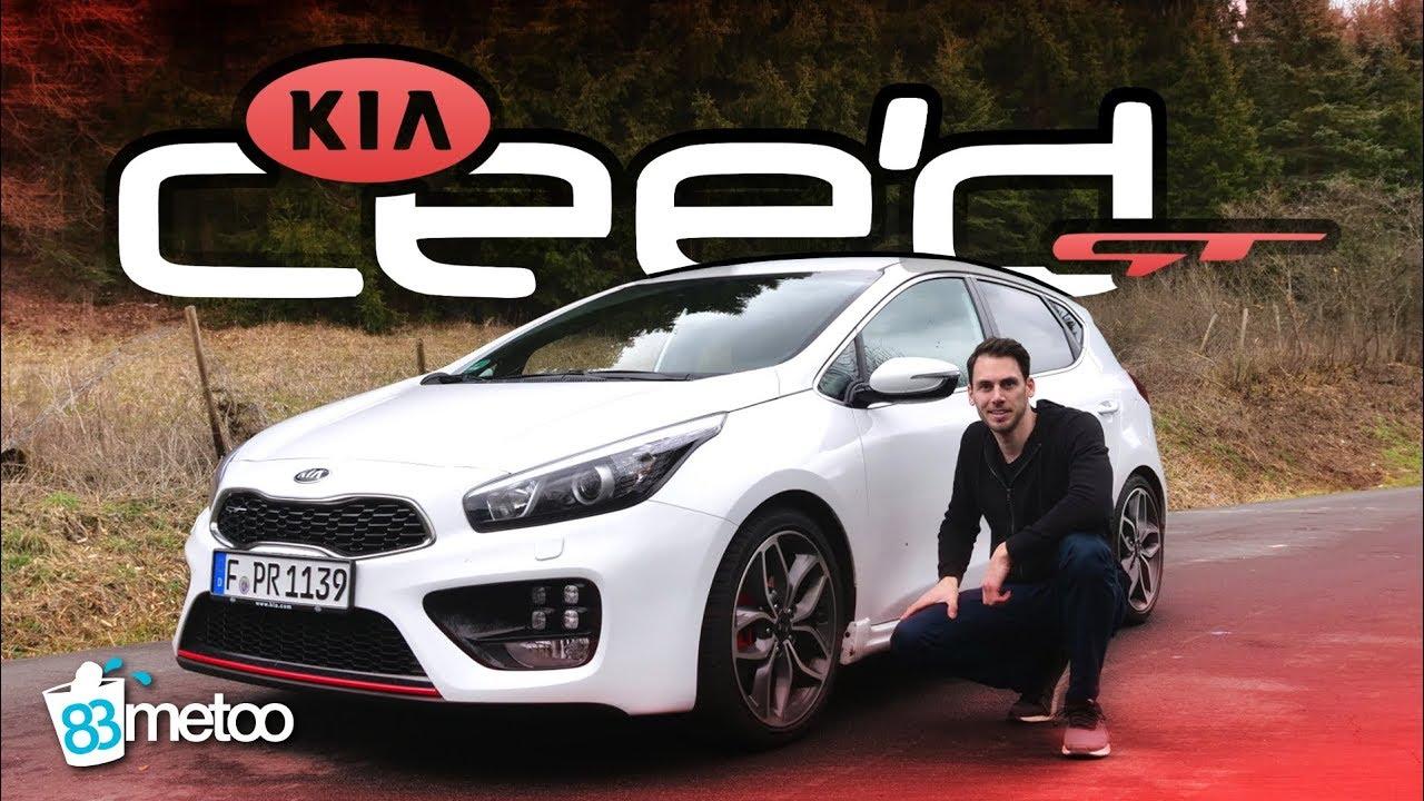 Kia Ceed GT Probefahrt