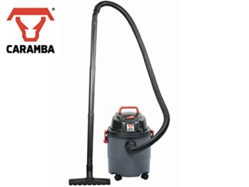 CARAMBA AUTO 5.0 Nass Trocken Sauger - Staubsauger mit Blasfunktion mit 5 Düsen - perfekt abgestimmt für die Auto Innen Reinigung, Polster Sitze Fußmatten Kofferraum sowie zum trocknen und ausblasen - 2