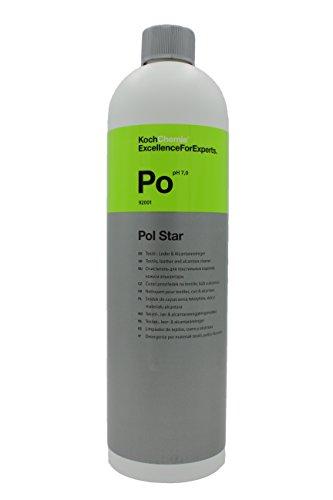 Koch Chemie Pol Star Textilreiniger 1L, Textil-, Leder & Alcantarareiniger - 1