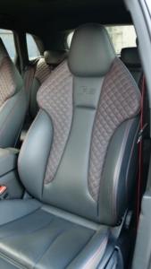 AUDI RS3 RS Ledersitz