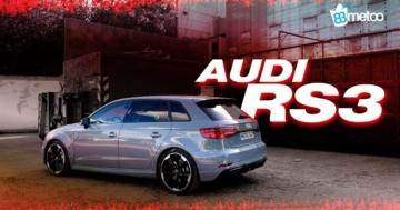 Audi RS3 Sportback Probefahrt