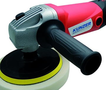 Kunzer 7PM03 Rotationspoliermaschine - 2