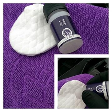 Nanolex Ultra Kfz Windschutzscheibe Glas Regen Spielzimmer Versiegelungsmittel Bundle bieten - 3