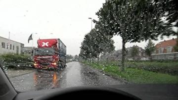 Nanolex Ultra Kfz Windschutzscheibe Glas Regen Spielzimmer Versiegelungsmittel Bundle bieten - 5