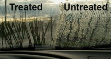 Nanolex Ultra Kfz Windschutzscheibe Glas Regen Spielzimmer Versiegelungsmittel Bundle bieten - 7