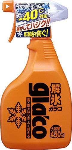 Soft99 4165 Glaco Deicer Spray - 1