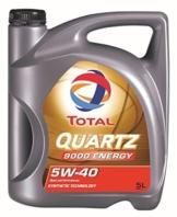 Total Motorenöl 5W-40 Quartz 9000 Energy, 5 Liter - 1