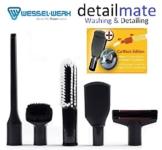 Wessel Werk Autopflege Düsen Set Car Wash Adapter für Tankstellen/SB Waschboxen Sauger detailmate - 1