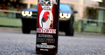 Chemical Guys Rides and Coffee Scent