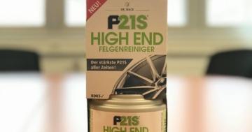 Dr. Wack P21S High End Felgenreiniger
