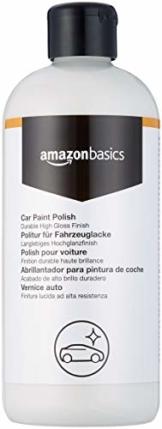 Amazon Basics - Autopolitur, 500-ml-Flasche mit Klappdeckel - 1