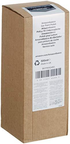 Amazon Basics - Autopolitur, 500-ml-Flasche mit Klappdeckel - 4