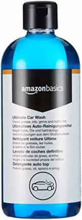 Amazon Basics - Autoshampoo, 500ml, Flasche mit Klappdeckel - 1