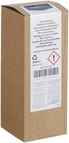 Amazon Basics - Autoshampoo, 500ml, Flasche mit Klappdeckel - 4