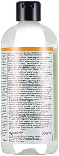 Amazon Basics - Schaumreiniger, 500-ml-Flasche mit Klappdeckel - 2