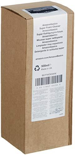 Amazon Basics - Schaumreiniger, 500-ml-Flasche mit Klappdeckel - 4