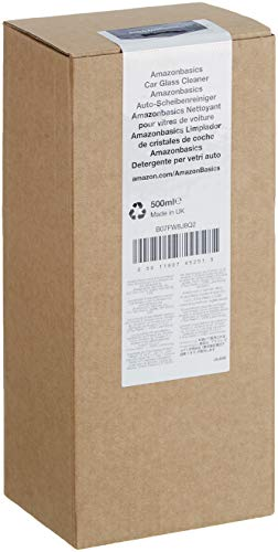 AmazonBasics - Auto-Glasreiniger, 500ml, Sprühflasche - 5