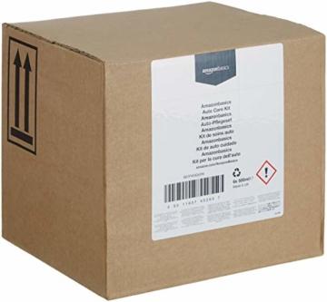 AmazonBasics - Autopflegeset, 6 x 500ml - 5