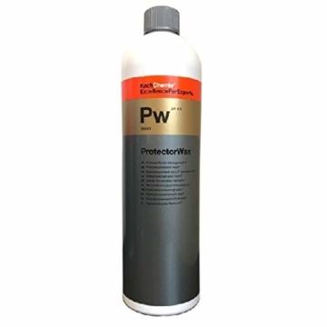 Koch Chemie PW ProtectorWax 1 Liter Konservierungswachs Hochglanz Abperleffekt Schutz - 1